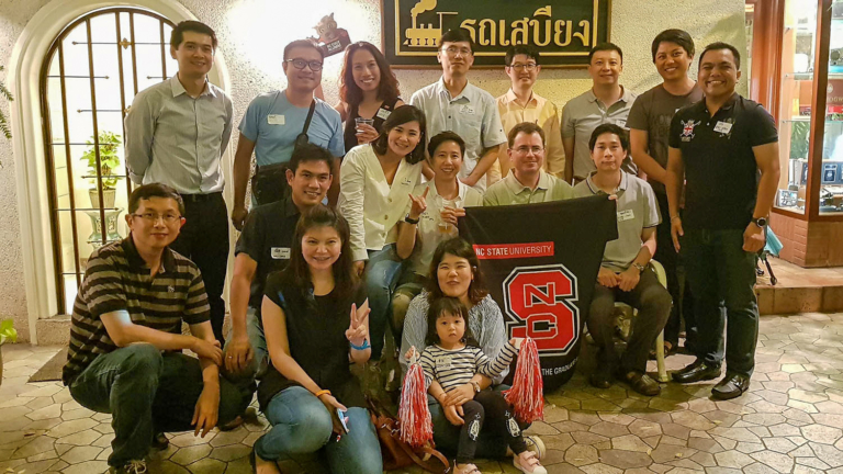 group in Thailand