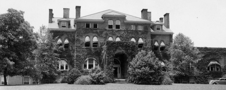 Holladay Hall 1939