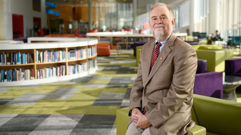 Dean Peter Harries